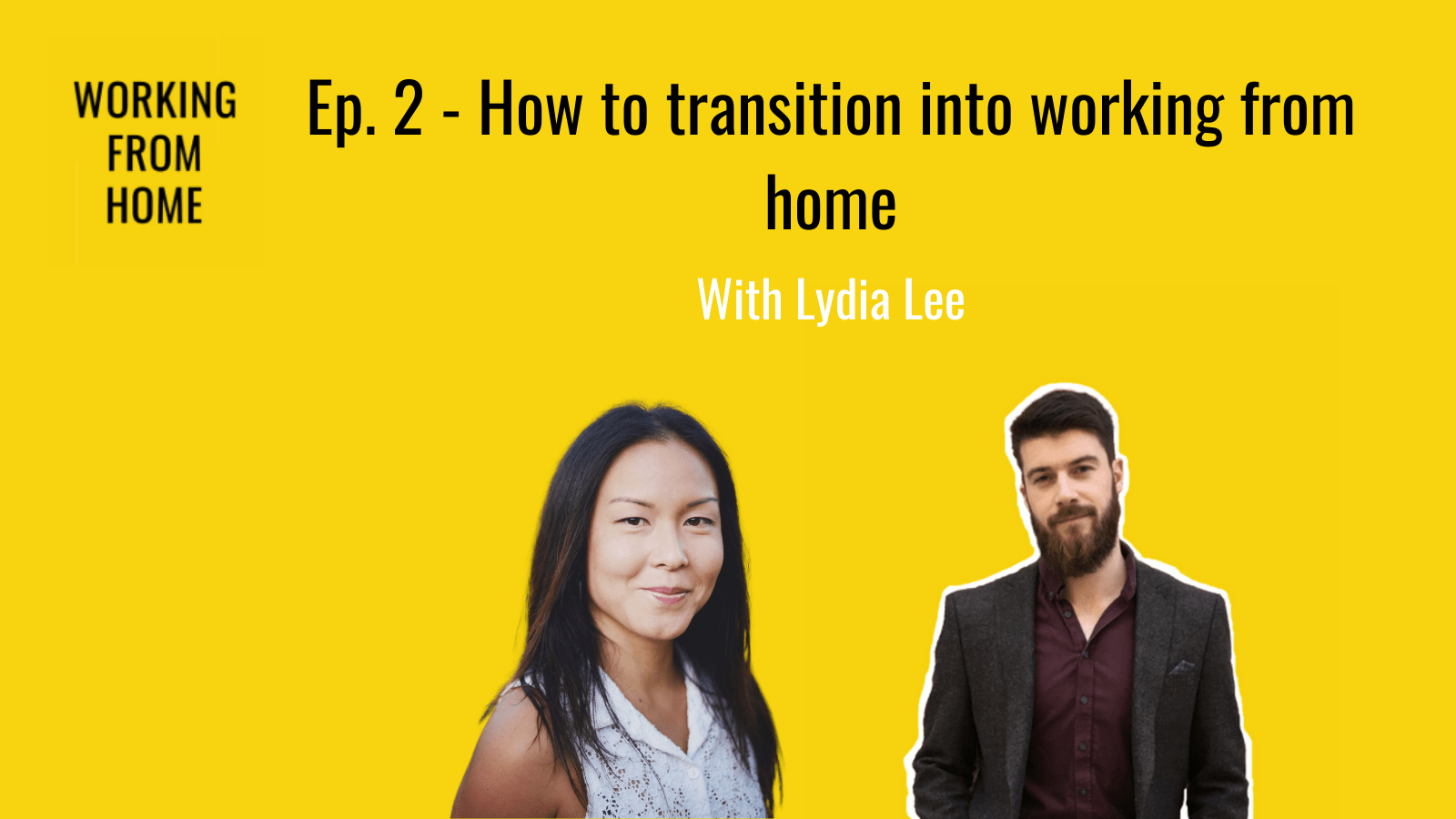 Working From Home Lydia Lee