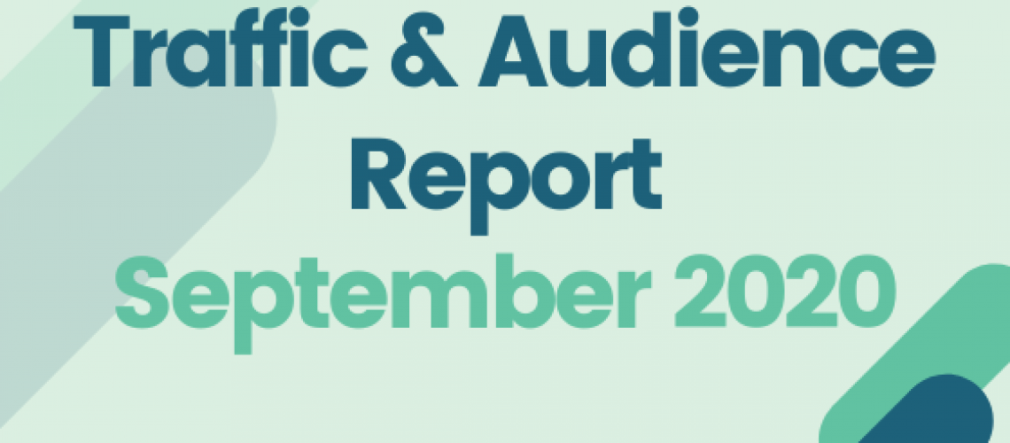 Traffic and Audience Report - September 2020 (1)
